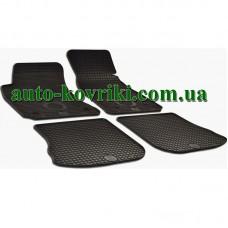 Резиновые коврики в салон Audi А4 (B5) 1995-9/2000 (Doma)