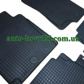 Резиновые коврики в салон Chevrolet Epica 2006-2012 (Doma)
