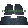 Резиновые коврики в салон Honda Civic VII 2001-2006 (Doma)