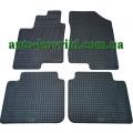Резиновые коврики в салон Hyundai Sonata NF V 2005-2010 (Doma)