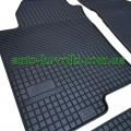 Резиновые коврики в салон KIA Cerato 2003-2008 (Doma)