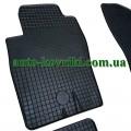 Резиновые коврики в салон Nissan Navara / Pathfinder III 2005- (Doma)