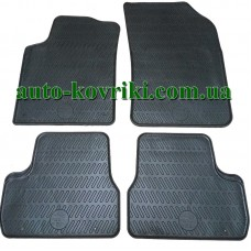 Резиновые коврики в салон Peugeot 208 2012- (Doma)