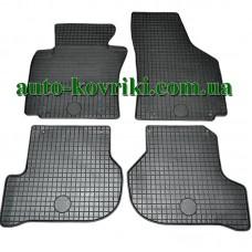 Резиновые коврики в салон Seat Altea 2009- / Altea XL 2006- (Doma)