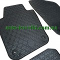 Резиновые коврики в салон Seat Ibiza Mk4 2008- (Doma)