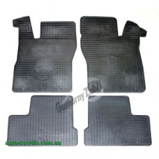 Резиновые коврики в салон Daewoo Nexia (Doma)