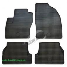 Резиновые коврики в салон Ford Focus II 2004-2011 (Doma)