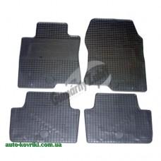 Резиновые коврики в салон Honda Accord VIII 2008-2013 (Doma)