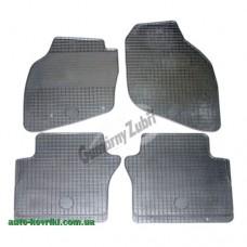 Резиновые коврики в салон Honda City IV 2004-2008 (Doma)