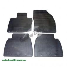 Резиновые коврики в салон Honda Civic 2006-2011 / 2012- (Doma)