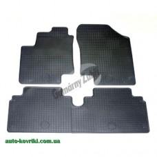Резиновые коврики в салон Hyundai ix20 2010- (Doma)