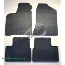Резиновые коврики в салон Lada 2112 1999-2008 (Doma)