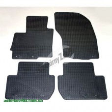 Резиновые коврики в салон Mitsubishi Outlander II 2007- / III 2012- (Doma)
