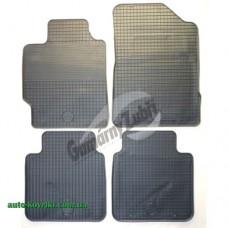 Резиновые коврики в салон Toyota Camry XV50 2011- (Doma)