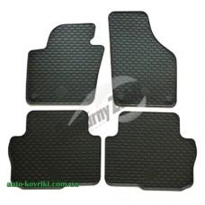 Резиновые коврики в салон Ford Galaxi 2011- (Doma)