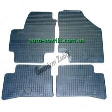 Резиновые коврики в салон Hyundai Getz 2002-2011 (Doma)