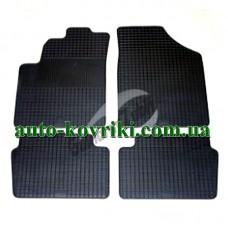 Резиновые коврики в салон Hyundai I10 2007- (Doma)