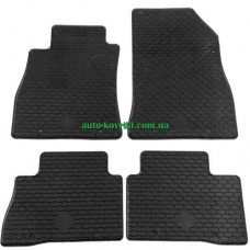 Резиновые коврики в салон Nissan Juke 2010- (Doma)