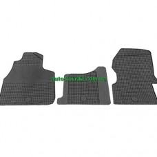 Резиновые коврики в салон Mercedes Sprinter 2006- (Doma)