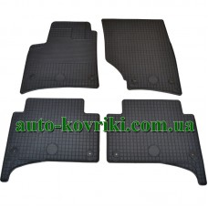 Резиновые коврики в салон Volkswagen Touareg 2002-2010 (Doma)