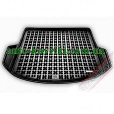 Коврик багажника резиновый Hyundai Santa Fe 2013- (Rezaw-Plast)