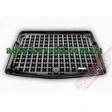 Коврик багажника резиновый Kia Ceed 2012- HB (Rezaw-Plast)