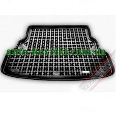 Коврик багажника резиновый Kia Rio 2011- (Седан) (Rezaw-Plast)