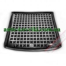 Коврик багажника резиновый Mitsubishi Outlander 2012- (Rezaw-Plast)