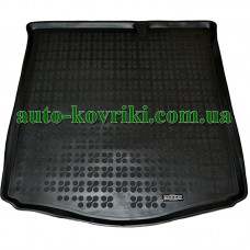 Коврик багажника резиновый Citroen C-Elysse 2013- (Rezaw-Plast)