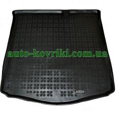 Коврик багажника резиновый Peugeot 301 2012- (Rezaw-Plast)