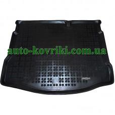 Коврик багажника резиновый Nissan Qashqai 2007-2013 (Rezaw-Plast)