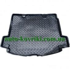 Коврик в багажник Renault Megane II Wagon / Comby 2002-2008 С решеткой (Rezaw-Plast)