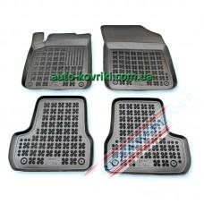 Резиновые коврики в салон Citroen C3 2009- (Rezaw-Plast)