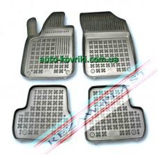 Резиновые коврики в салон Citroen DS3 2009- (Хетчбек) 3дв. (Rezaw-Plast)