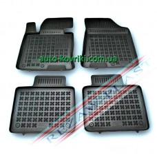 Резиновые коврики в салон Hyundai i40 2011- (Rezaw-Plast)