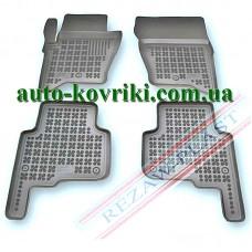 Резиновые коврики в салон Land Rover Discovery III/IV 2004- (Rezaw-Plast)
