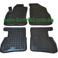 Резиновые коврики в салон Opel Combo D 2011- (Rezaw-Plast)