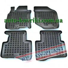 Резиновые коврики в салон Nissan X-Trail (T-30) 2001-2007 (Rezaw-Plast)
