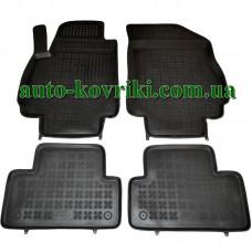 Резиновые коврики в салон Chevrolet Orlando 2011- (Rezaw-Plast)