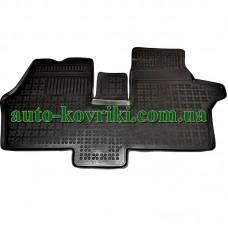 Резиновые коврики в салон Mercedes Vito W-638 1995-2003 (Rezaw-Plast)