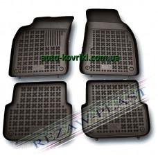 Резиновые коврики в салон Audi A6 (C6) 2004-2011 (Rezaw-Plast)