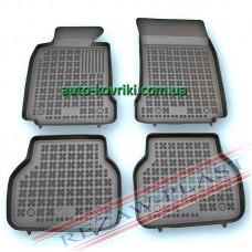 Резиновые коврики в салон BMW 5 Series Е39 1996-2003 (Rezaw-Plast)