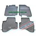 Резиновые коврики в салон Citroen C1 2008- (Rezaw-Plast)