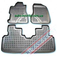 Резиновые коврики в салон Honda Civic 2000-2006 HB 5-ти дв. (Rezaw-Plast)