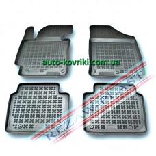 Резиновые коврики в салон Hyundai Elantra V 2011- (Rezaw-Plast)