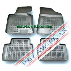 Резиновые коврики в салон Hyundai i30 2012- HB/Kombi (Rezaw-Plast)