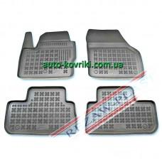 Резиновые коврики в салон Land Rover Freelander II 2006- (Rezaw-Plast)