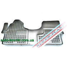 Резиновые коврики в салон Mercedes Sprinter 2006- (Rezaw-Plast)