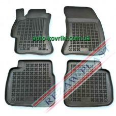 Резиновые коврики в салон Subaru Legasy 2004-2009 (Rezaw-Plast)