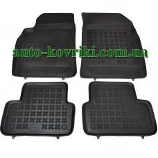 Резиновые коврики в салон Chevrolet Cruze 2009- (Rezaw-Plast)